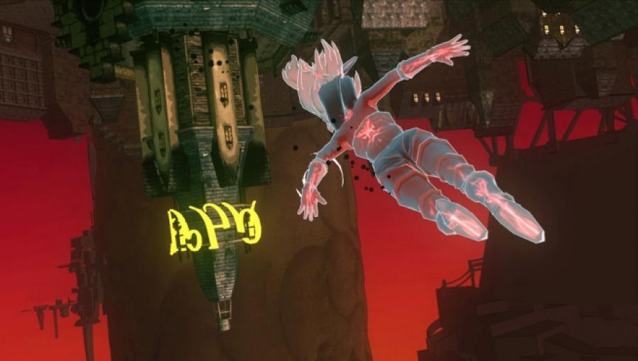 Gravity Rush Review - Screenshot 3 of 6