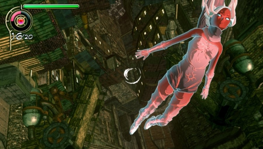 Gravity Rush Review - Screenshot 1 of 6
