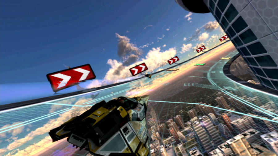 WipEout 2048 Review - Screenshot 4 of 4