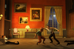 The Adventures Of Tintin: The Secret Of The Unicorn Screenshot