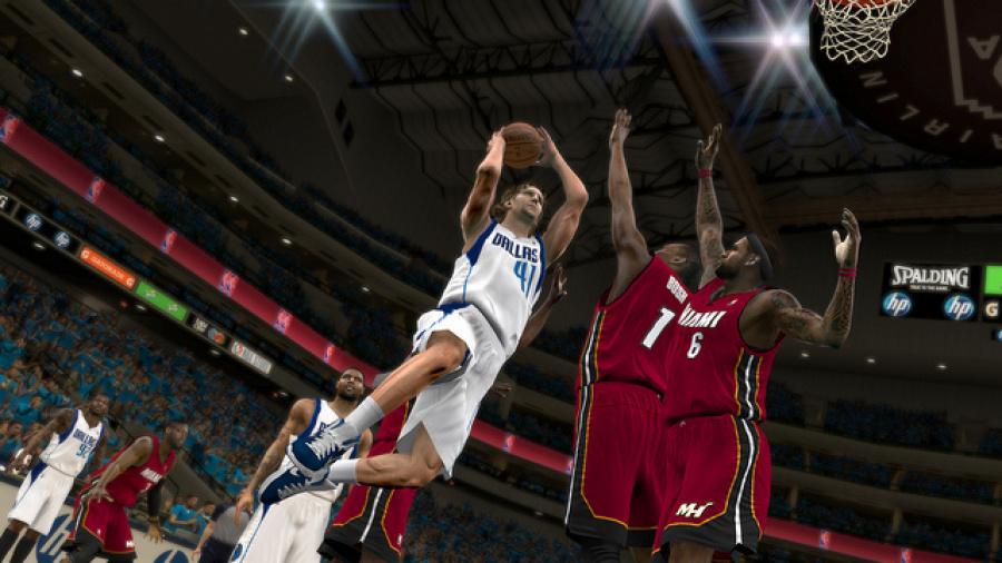 NBA 2K12 Review - Screenshot 1 of 4