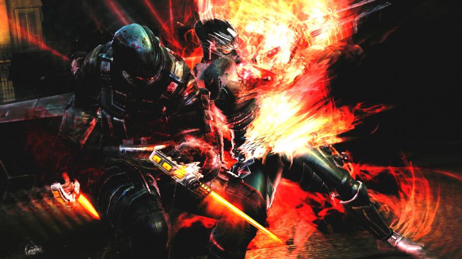 Ninja Gaiden III Review - Screenshot 1 of 4