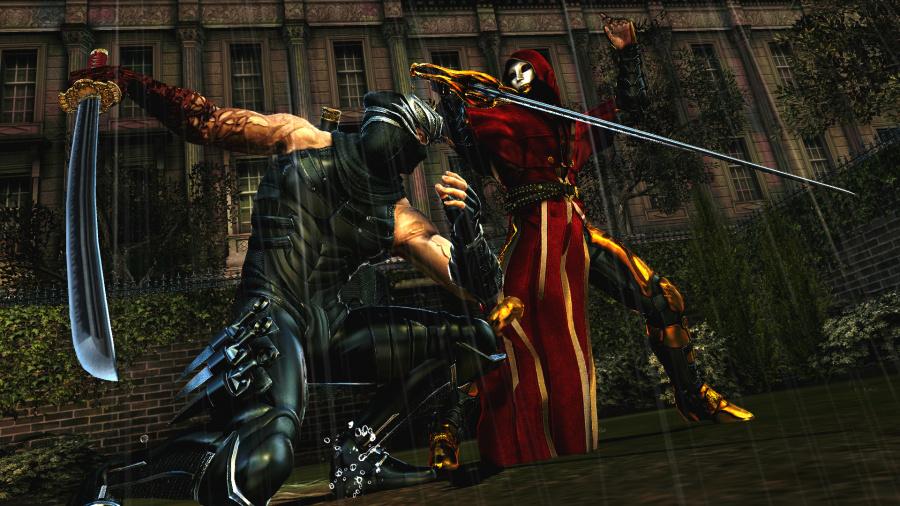 Ninja Gaiden III Review - Screenshot 3 of 4