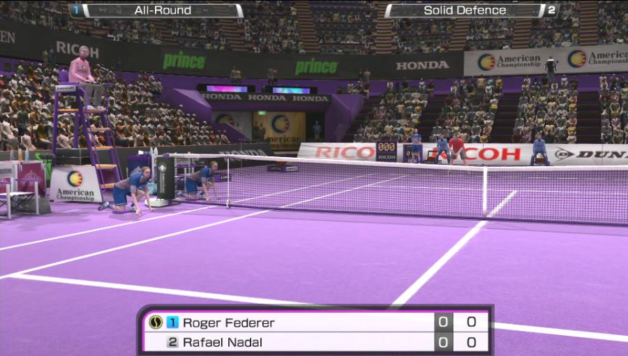 Virtua Tennis 4: World Tour Edition Review - Screenshot 7 of 7