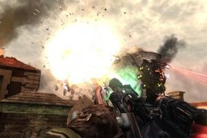 Resistance: Burning Skies Screenshot