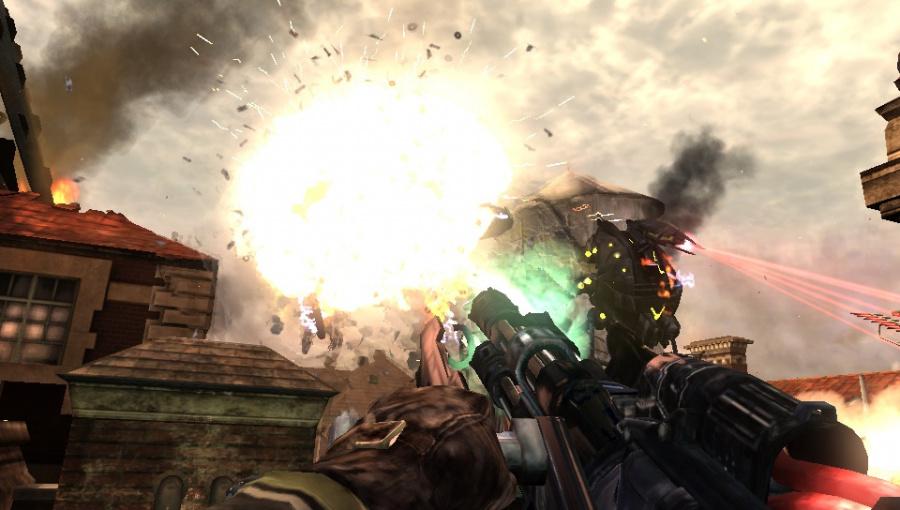 Resistance: Burning Skies Review - Screenshot 2 of 4