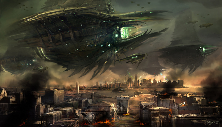 Resistance: Burning Skies Review - Screenshot 3 of 4