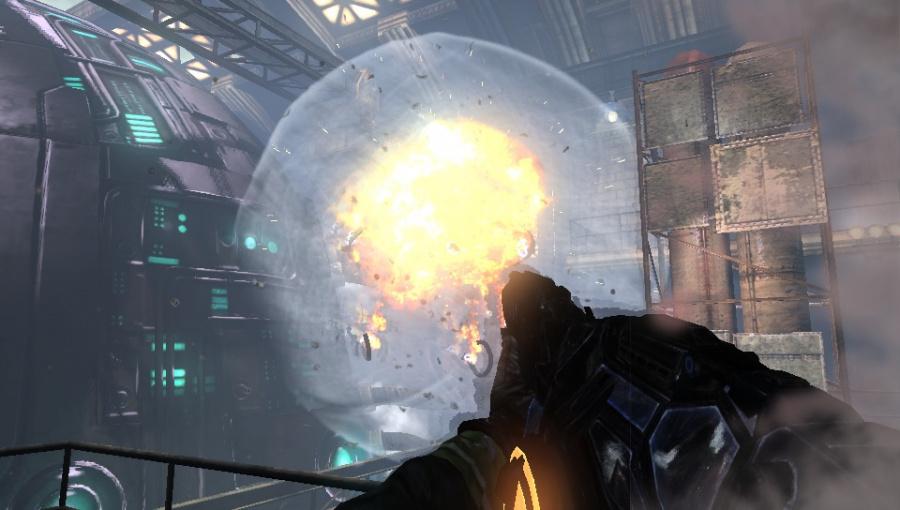 Resistance: Burning Skies Review - Screenshot 4 of 4