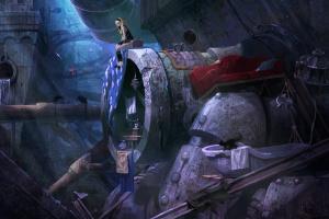 Gravity Rush Screenshot