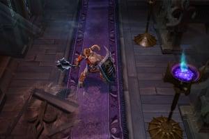 Warrior's Lair Screenshot