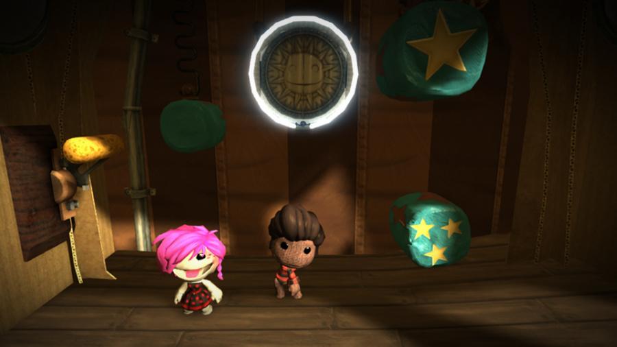 LittleBigPlanet PS Vita Review - Screenshot 1 of 8