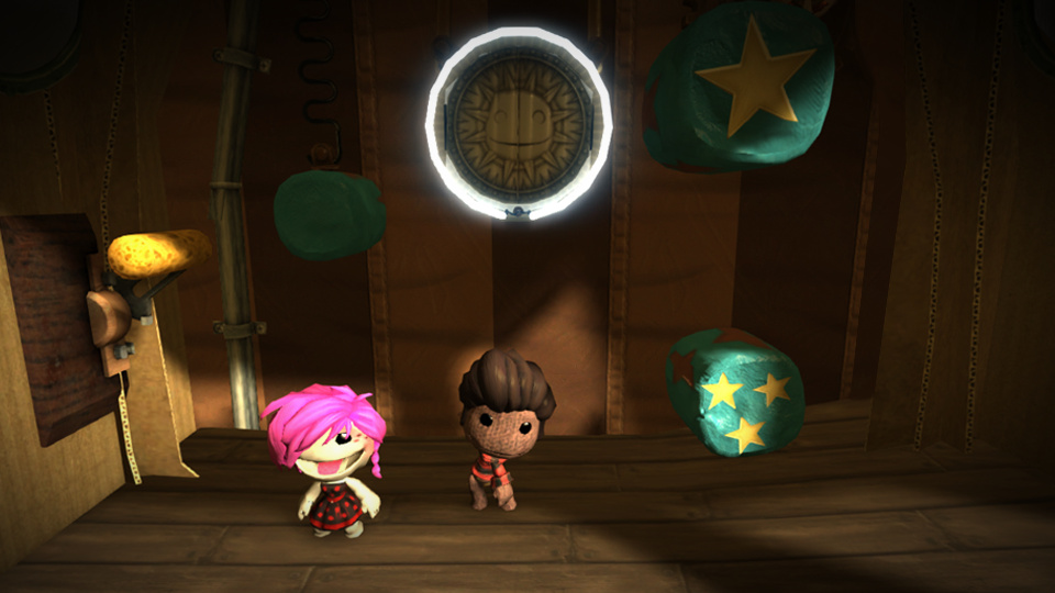 LittleBigPlanet PS Vita Screenshot