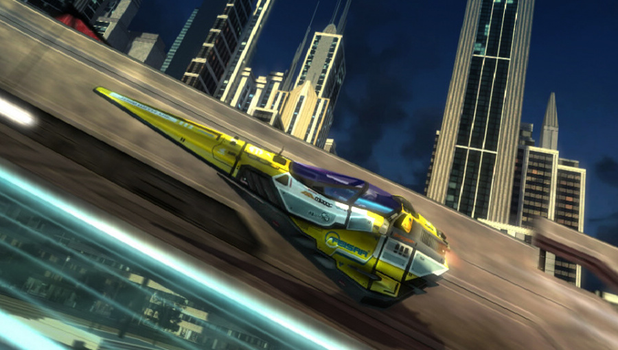 WipEout 2048 Review - Screenshot 1 of 4