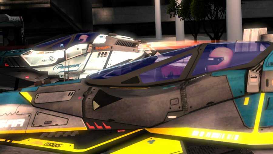 WipEout 2048 Review - Screenshot 2 of 4