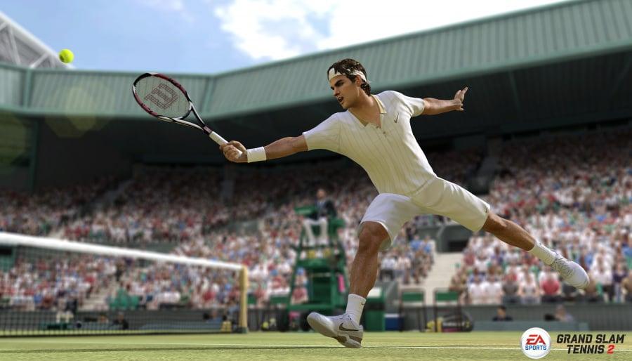 Grand Slam Tennis 2 Review - Screenshot 7 of 7