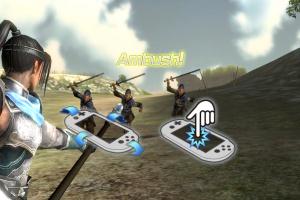 Dynasty Warriors Next Screenshot