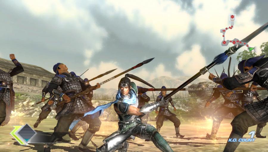 Dynasty Warriors Next Review - Screenshot 1 of 3