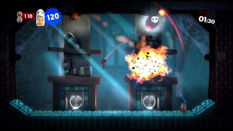 LittleBigPlanet 2 Review - Screenshot 4 of 5