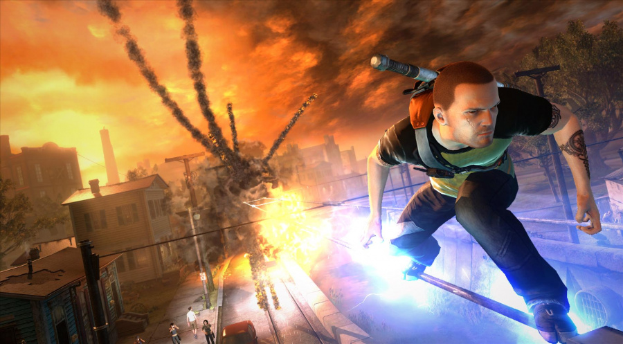 inFAMOUS 2 Review - Screenshot 3 of 4