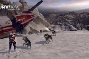 Cabela's Survival: Shadows of Katmai Screenshot