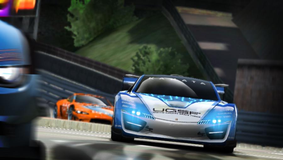 Ridge Racer Review - Screenshot 1 of 4