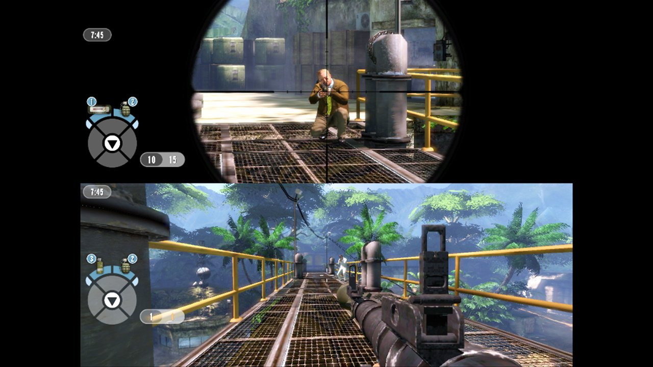 New 007 Game For Ps3 : Goldeneye reloaded ps playstation news