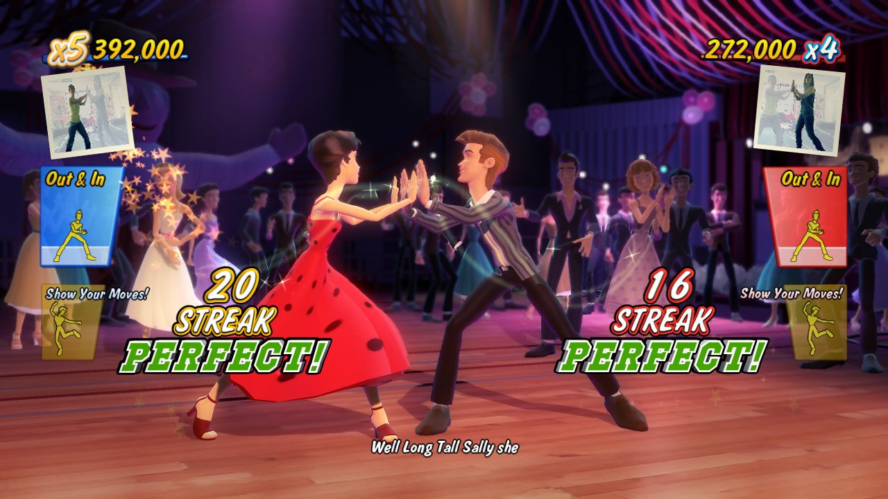 grease games