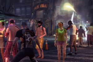 inFAMOUS: Festival of Blood Screenshot