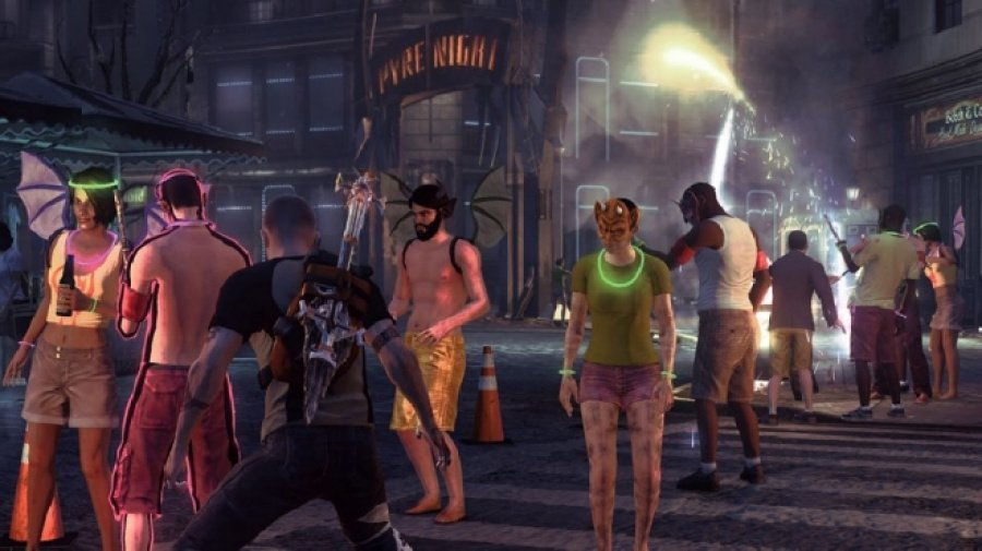 inFAMOUS: Festival of Blood Review - Screenshot 1 of 4