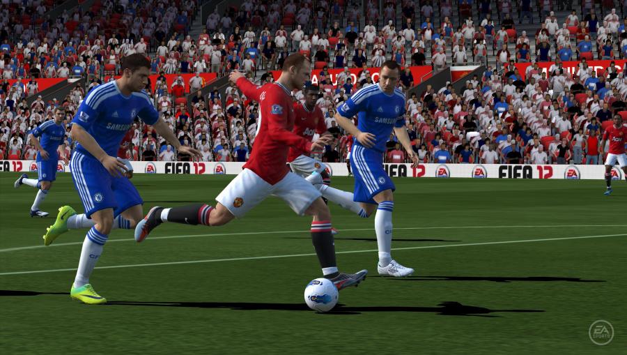 EA Sports FIFA Football Review - Screenshot 3 of 3