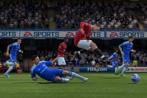 EA Sports FIFA Football Screenshot