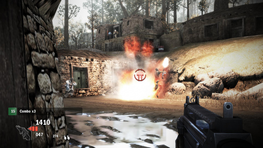 Heavy Fire: Afghanistan Review - Screenshot 2 of 4