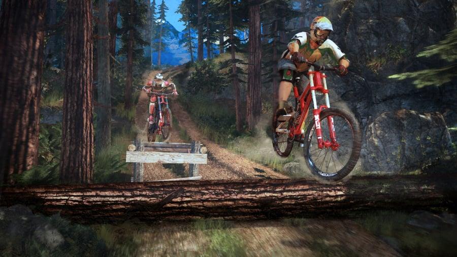 MotionSports Adrenaline Review - Screenshot 1 of 3