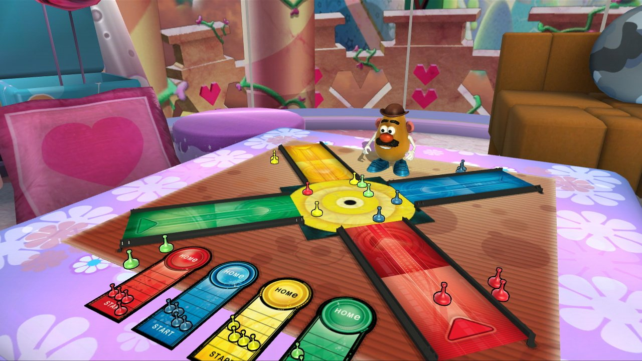 Family Games For Ps3 : Family game night the show review ps push square
