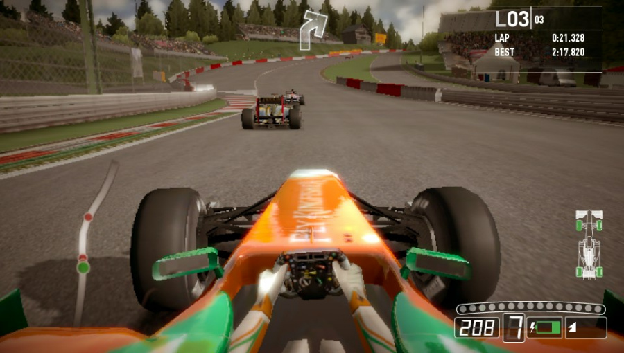 F1 2011 Review - Screenshot 5 of 5