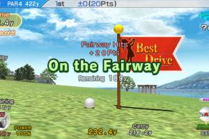 Hot Shots Golf: World Invitational Screenshot