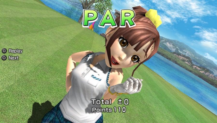 Hot Shots Golf: World Invitational Review - Screenshot 1 of 4