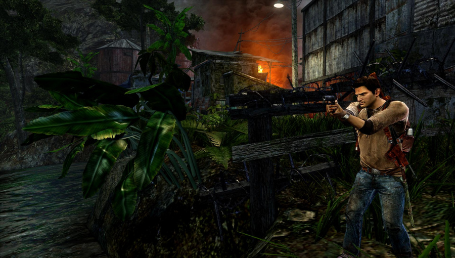 Uncharted: Golden Abyss Review - Screenshot 3 of 5