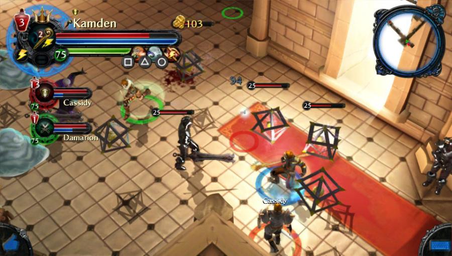 Dungeon Hunter: Alliance Review - Screenshot 3 of 5