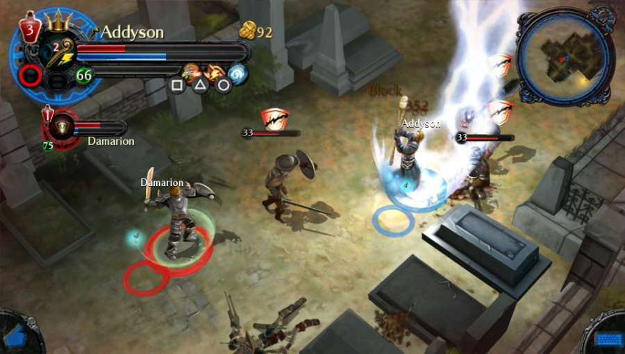 Dungeon Hunter: Alliance Review - Screenshot 2 of 5