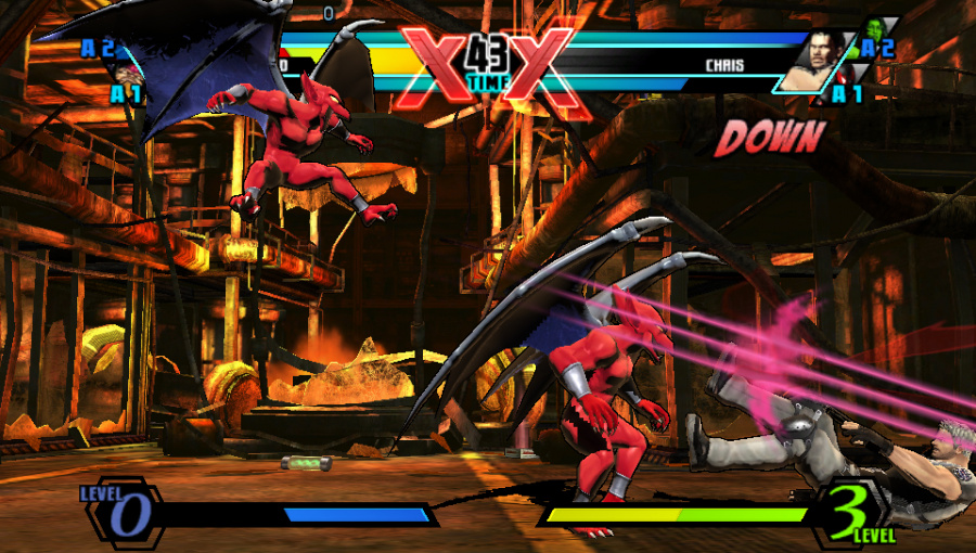 Ultimate Marvel vs. Capcom 3 Review - Screenshot 2 of 4