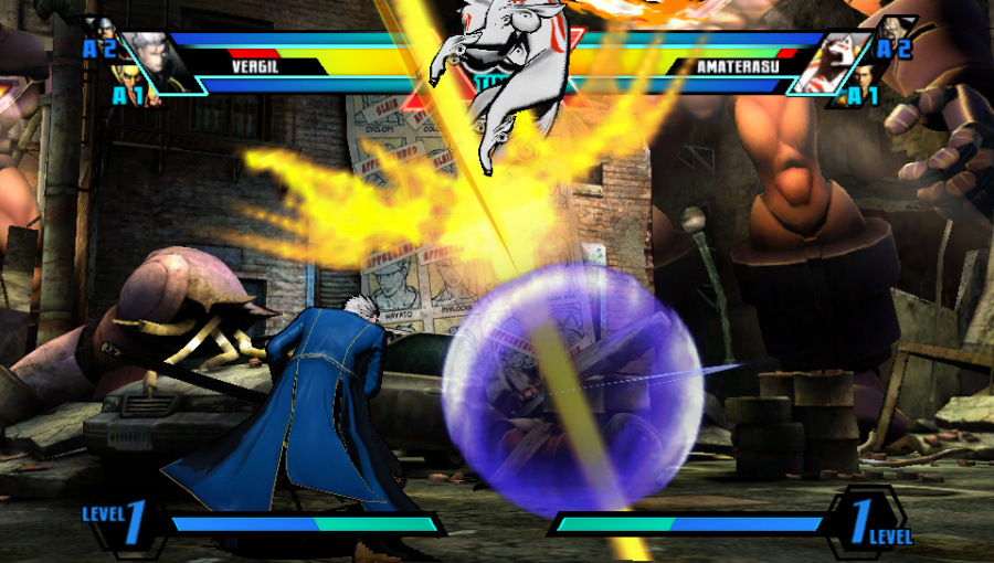 Ultimate Marvel vs. Capcom 3 Review - Screenshot 1 of 4