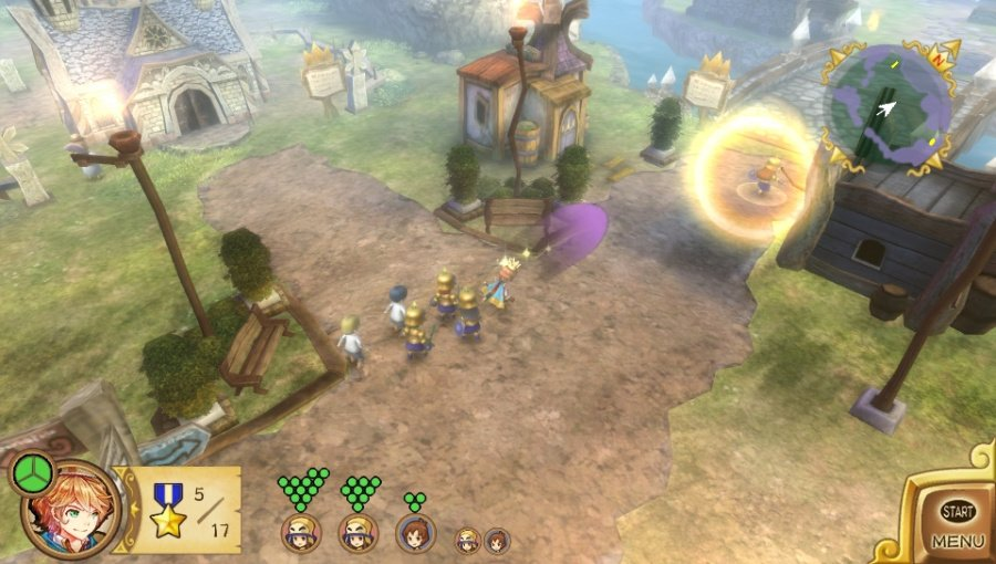New Little King's Story Review - Screenshot 3 of 5
