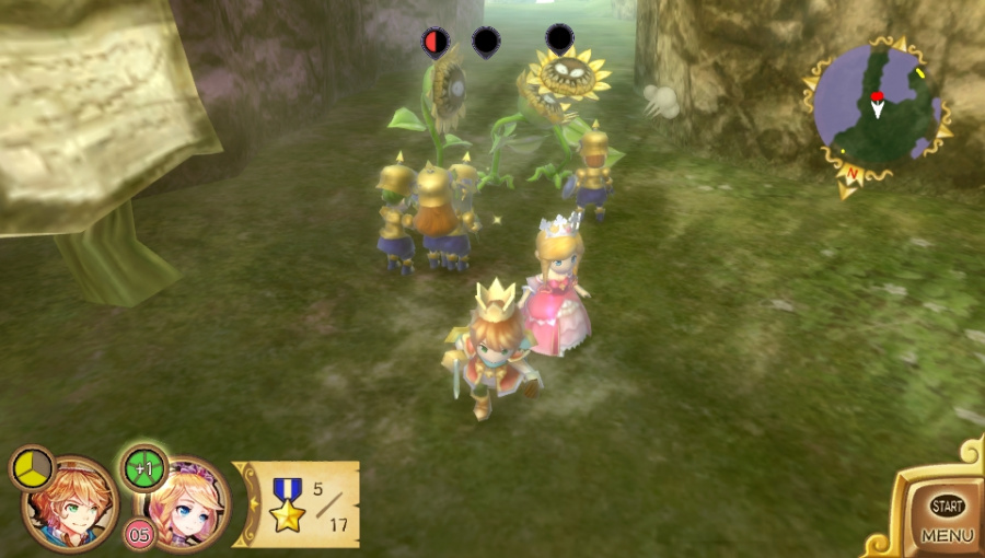New Little King's Story Review - Screenshot 2 of 5