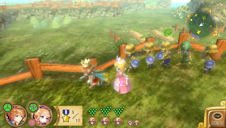 New Little King's Story Review - Screenshot 1 of 5