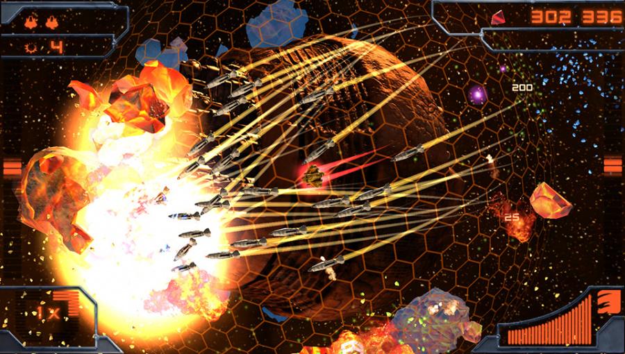 Super Stardust Delta Review - Screenshot 1 of 3