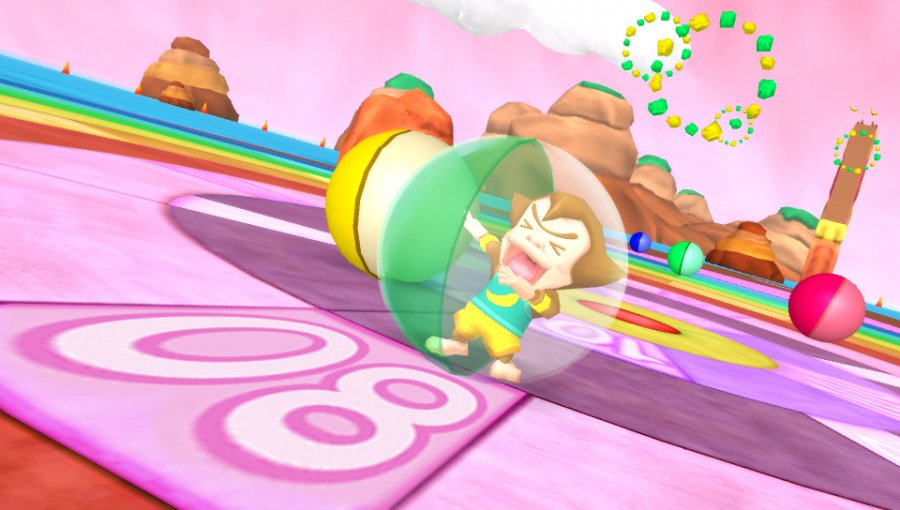 Super Monkey Ball: Banana Splitz Review - Screenshot 3 of 3