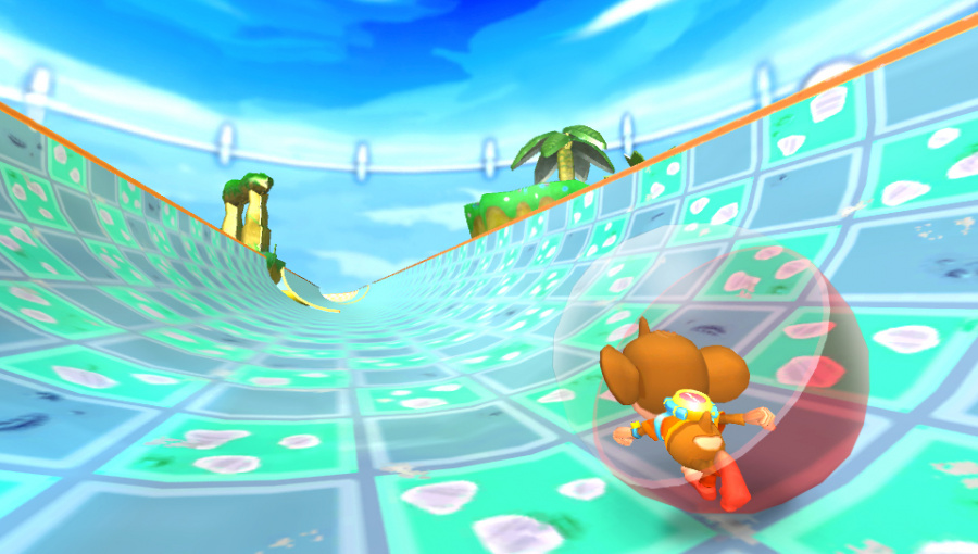 Super Monkey Ball: Banana Splitz Review - Screenshot 1 of 3