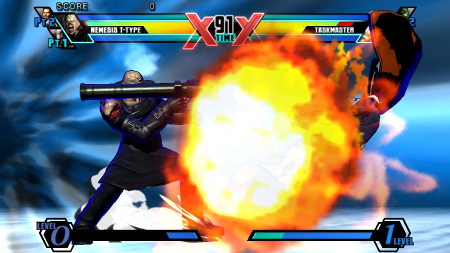 Ultimate Marvel vs. Capcom 3 Review - Screenshot 3 of 4