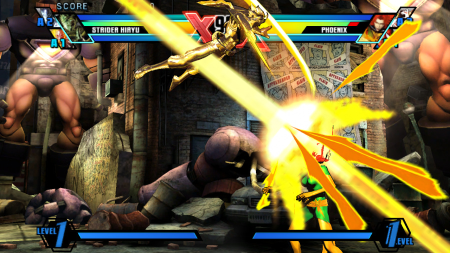 Ultimate Marvel vs. Capcom 3 Review - Screenshot 4 of 4